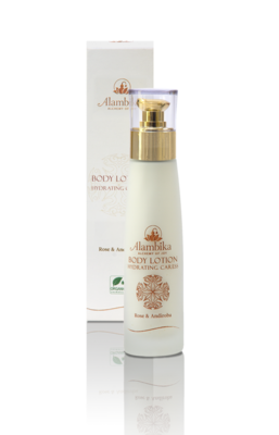 Alambika - Hydrating Caress Body Lotion