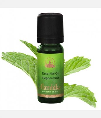 Alambika - Etherische olie: Peppermint Mitcham 10 ml