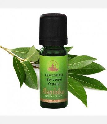 Alambika - Etherische olie: Bay Laurel / Laurier Biologisch Gecertificeerd