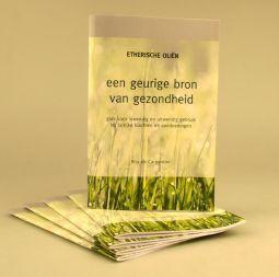 Boekje: Etherische Oliën - Rita de Carpentier