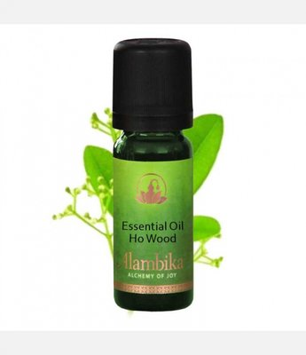 Alambika - Etherische olie: Ho Wood / Kamfer 10 ml