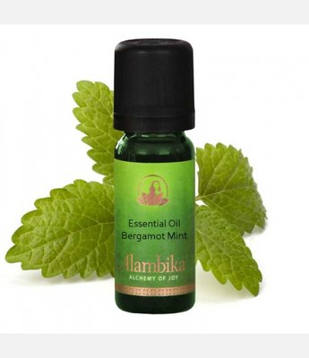 Alambika - Etherische olie: Bergamot Mint 10 ml