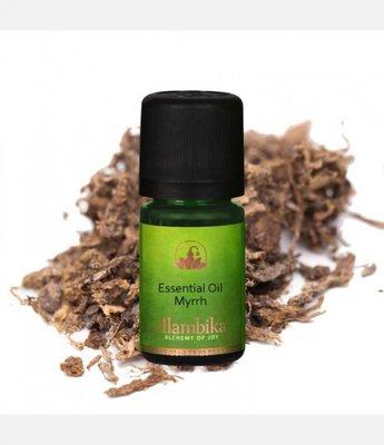 Alambika - Etherische olie: Myrrh / Mirre 5 ml