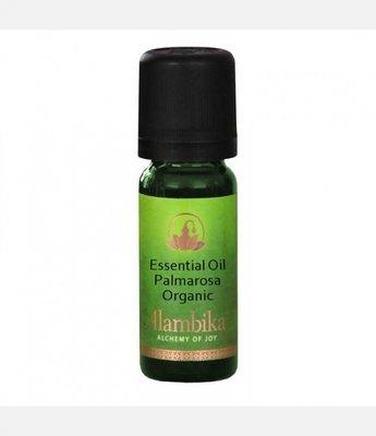 Alambika - Etherische olie: Palmarosa Biologisch Gecertificeerd (tht: 03-2020)