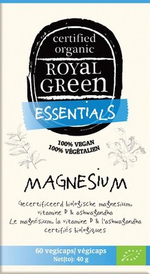 Royal Green - Magnesium