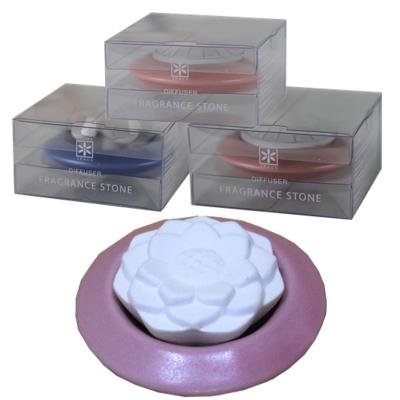 Aroma Geursteen: Lotus - Roze