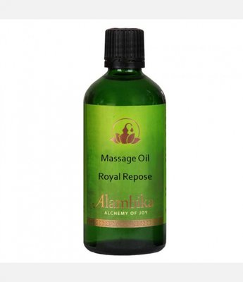Alambika - Wellness Massage Oil: Royal Repose
