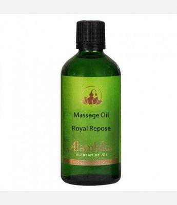 Alambika - Wellness Massage Oil: Royal Repose