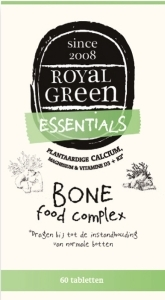 Royal Green - Bone Food Complex 60 tabletten