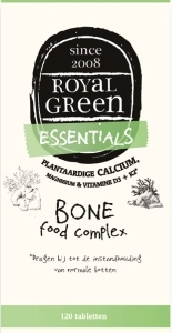 Royal Green - Bone Food Complex 120 tabletten