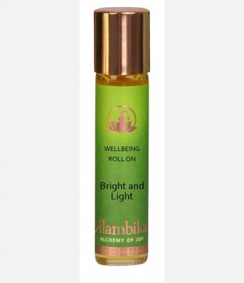 Alambika - Wellbeing Roll-On: Bright And Light