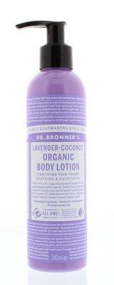 Dr. Bronner's - Hand & Bodylotion: Lavender Coconut