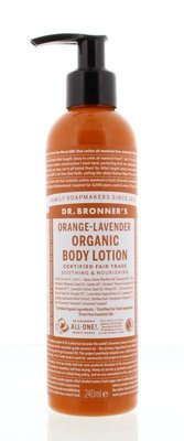 Dr. Bronner's - Hand & Bodylotion: Orange & Lavender