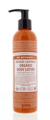 Dr. Bronner's - Hand & Bodylotion: Orange & Lavender