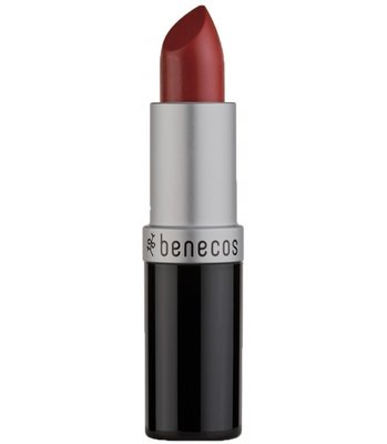 Benecos - Lippenstift Poppy Red