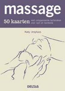 Deltas - Massage Geschenkdoos Set 50 Kaarten