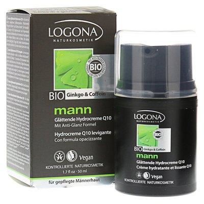 Logona - Mann Verzorgende Hydrocrème Q10