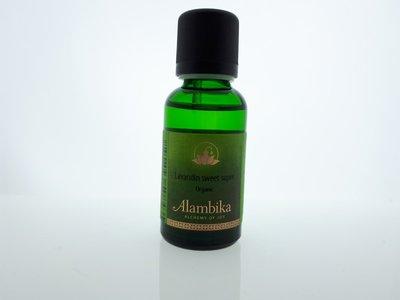 Alambika - Etherische olie: Lavandin Sweet (Super) Biologisch Gecertificeerd 30 ml