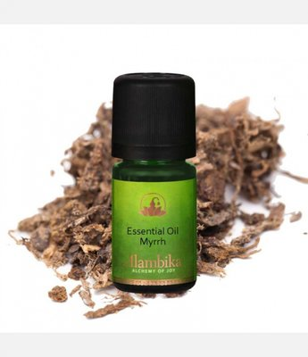 Alambika - Etherische olie: Myrrh / Mirre 10 ml