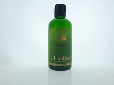 Alambika - Basis olie: Moringa Olie 100 ml