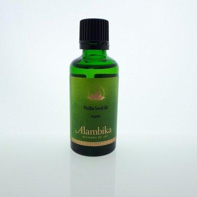 Alambika - Basis olie: Perillazaad Olie Biologisch Gecertificeerd 100 ml