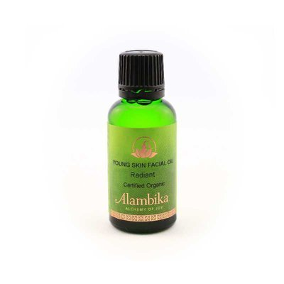 Alambika - Young Skin Facial Oil: Radiant