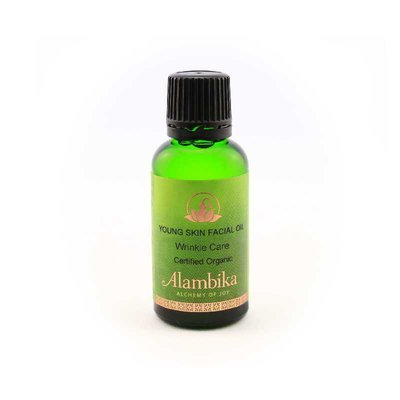 Alambika - Young Skin Facial Oil: Wrinkle Care