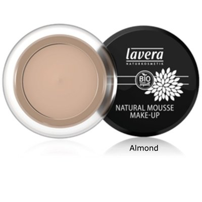 Lavera - Natural Mousse Make-up: Almond 05