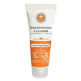 PHB Ethical Beauty - Brightening Cleanser: Ylang Ylang & Papaya TRAVELSIZE