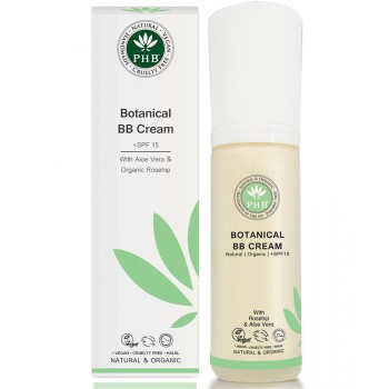 PHB Ethical Beauty - Botanical BB Cream: Caramel