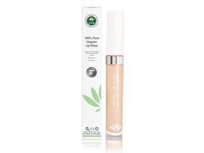 PHB Ethical Beauty - Natural Lipgloss: Apricot
