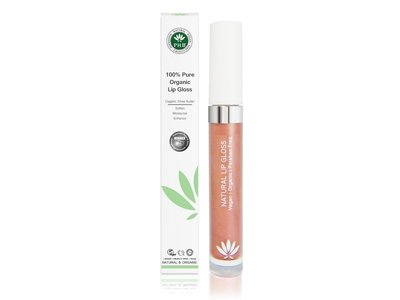 PHB Ethical Beauty - Natural Lipgloss: Tea Rose