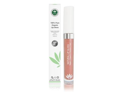 PHB Ethical Beauty - Natural Lipgloss: Petal
