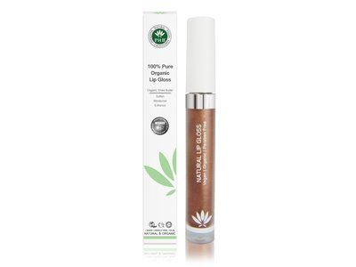 PHB Ethical Beauty - Natural Lipgloss: Cocoa
