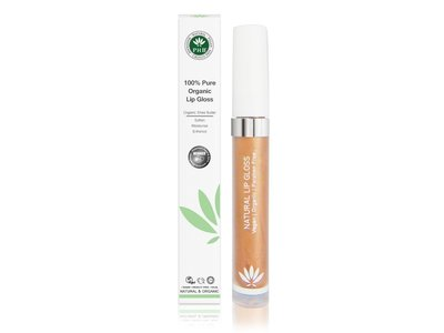 PHB Ethical Beauty - Natural Lipgloss: Amber