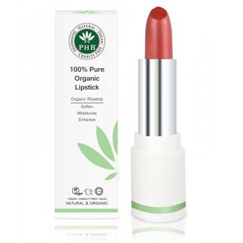 PHB Ethical Beauty - Natural Lipstick: Cranberry