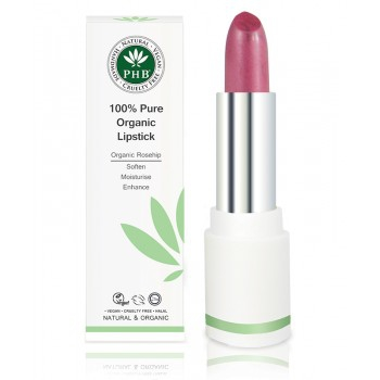 PHB Ethical Beauty - Natural Lipstick: Mulberry