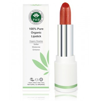 PHB Ethical Beauty - Natural Lipstick: Sienna
