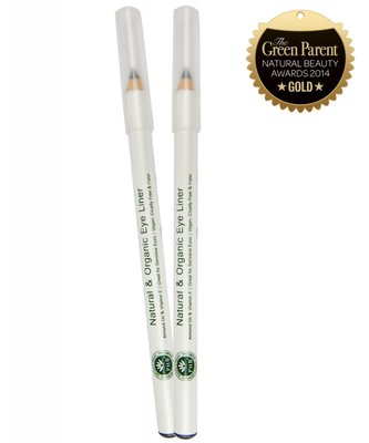 PHB Ethical Beauty - Natural Organic Eyeliner Pencil Brown