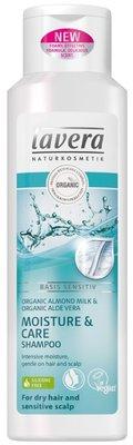 Lavera - Basis Sensitiv: Shampoo Moisture & Care