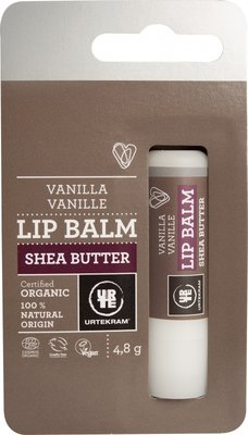 Urtekram - Lippenbalsem Sheabutter Vanille