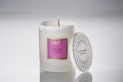 Collines De Provence - Geurkaars: Pivoine