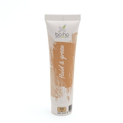 BOHO Cosmetics - Liquid Foundation Beige Clair 02