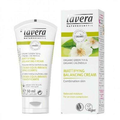 Lavera - Mattifying Balancing Cream: Organic Green Tea & Organic Calendula