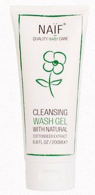 Naïf Baby Care - Cleansing Wash Gel