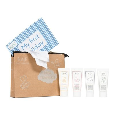 Naïf Baby Care - Travel Kit: Mini Reisset