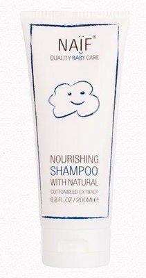 Naïf Baby Care - Nourishing Shampoo