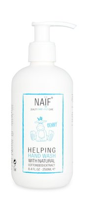 Naïf Baby Care - Hand Wash: Vloeibare Handzeep