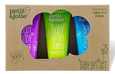 Petit & Jolie - Baby Giftset