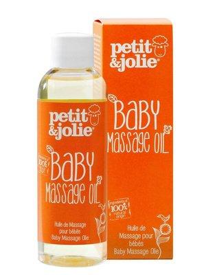 Petit & Jolie - Baby Massage Olie